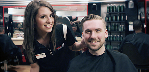 Sport Clips Haircuts of Odessa  Haircuts